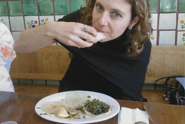 Aunque me crié con la comida y gastronomía argentinas, muc...