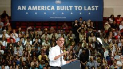 El presidente Obama anunció un plan para ayudar a los estudiantes a paga...