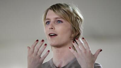 Chelsea Manning será postulada por el partido demócrata.