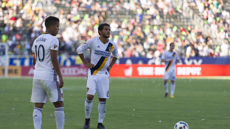 'Gio' y 'Jona' no consiguen levantar el rendimiento de LA Galaxy.