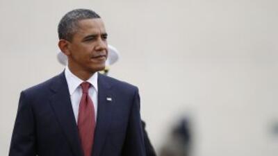 "El PresidenteBarack Obama se declaró ""profundamente inquieto"" por la tur..."
