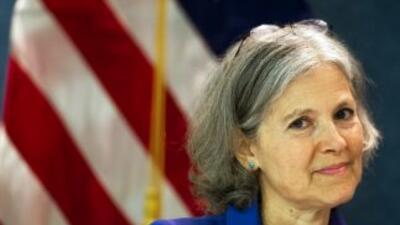 Jill Stein, elegida recientemente como líder del Partido Verde, confía e...
