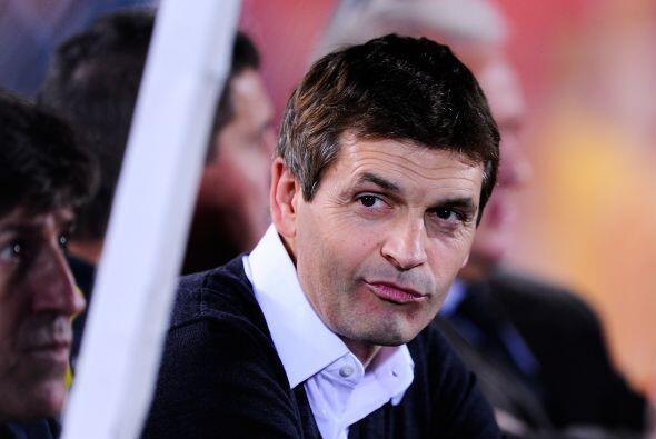 El técnico de esta semana es Tito Vilanova, quien llevó al...