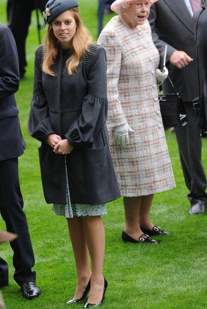 Tampoco invitaron a sus hijas con el príncipe Andrés, duque de York, Bea...