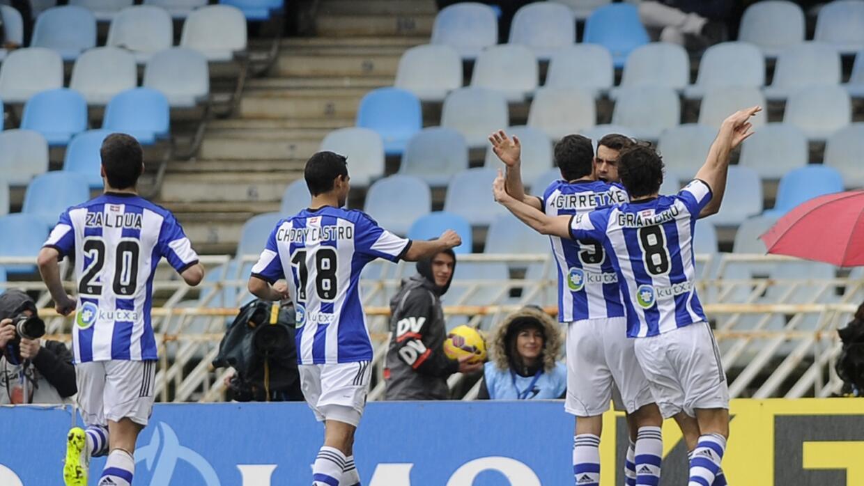 Real Sociedad se recuperó con triunfo ante Sevilla