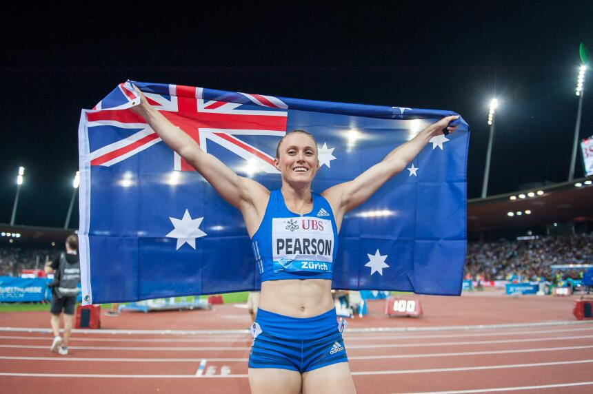 Sally Pearson (Australia) / 100 metros Vallas