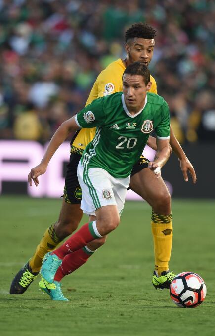 El ranking de los jugadores de México vs Jamaica 37-GettyImages-53913556...