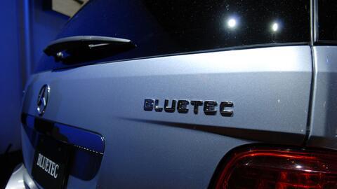 La efectividad de la tecnología diésel limpia BlueTec de M...