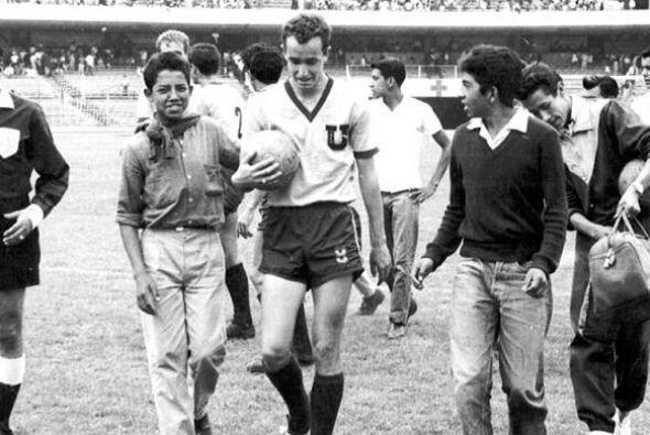 Antes de cualquier título, la UNAM aportó jugadores a la S...