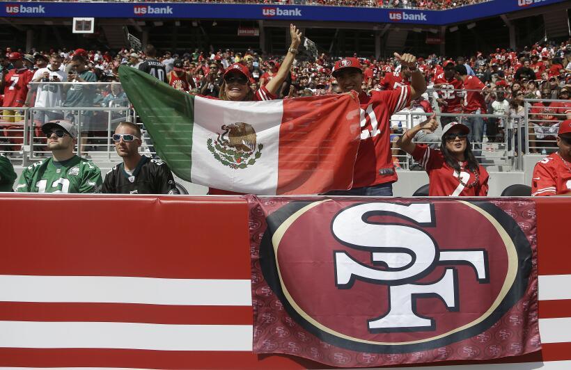 El segundo mercado internacional más importante para la NFL es M&...