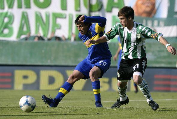 Boca Juniors alcanzó 33 unidades en la tabla del Clausura argentino, uno...