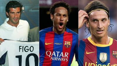 Neymar y otros ex del Barcelona que se convirtieron en 'enemigos blaugranas'