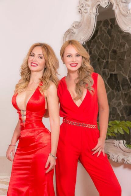 Daniela y Gabriela Spanic