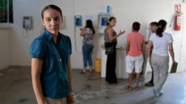 La profesora Ana Isela Martínez fue liberada tras demostrarse que le se...