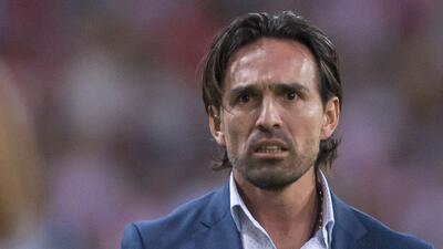 Gerardo Espinoza habló de 'su' Atlas que pierde goles, partidos, pero no la tranquilidad