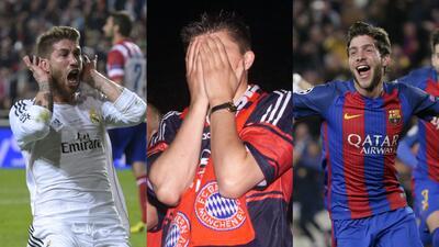 Cruz Azul, no estás solo: las 'cruzazuleadas' memorables en la historia del fútbol europeo