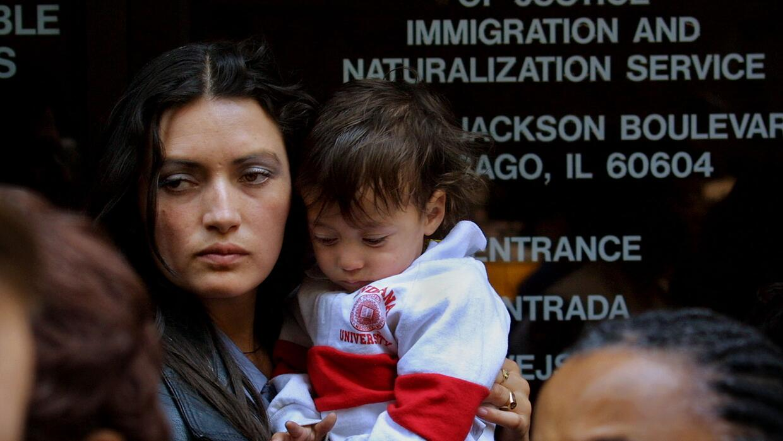 La comunidad inmigrante de Estados Unidos se encuentra asustada por las...