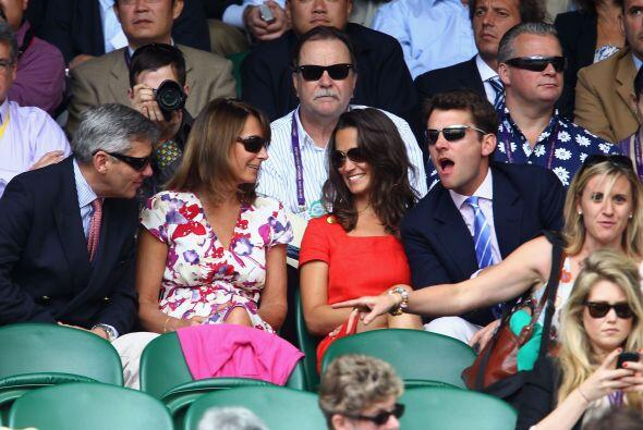 Se ha especulado que Pippa mantiene un romance con el príncipe Ha...