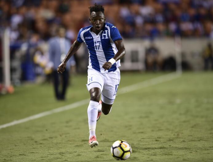 Guayana Francesa rescata el empate ante una Honduras muy gris GettyImage...