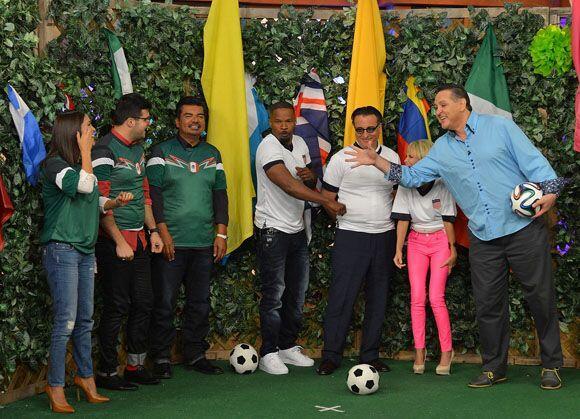 México vs USA, la final soñada en el Mundial de Brasil 2014.