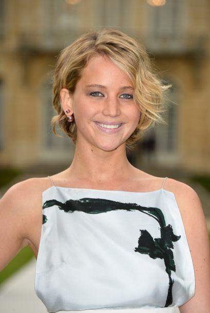 Jennifer Lawrence no se queda atrás y cierra con broche de oro la lista...