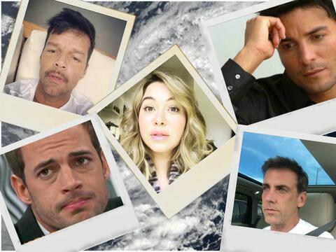 Estos famosos piden calma y colaboración ante el paso de Irma y J...