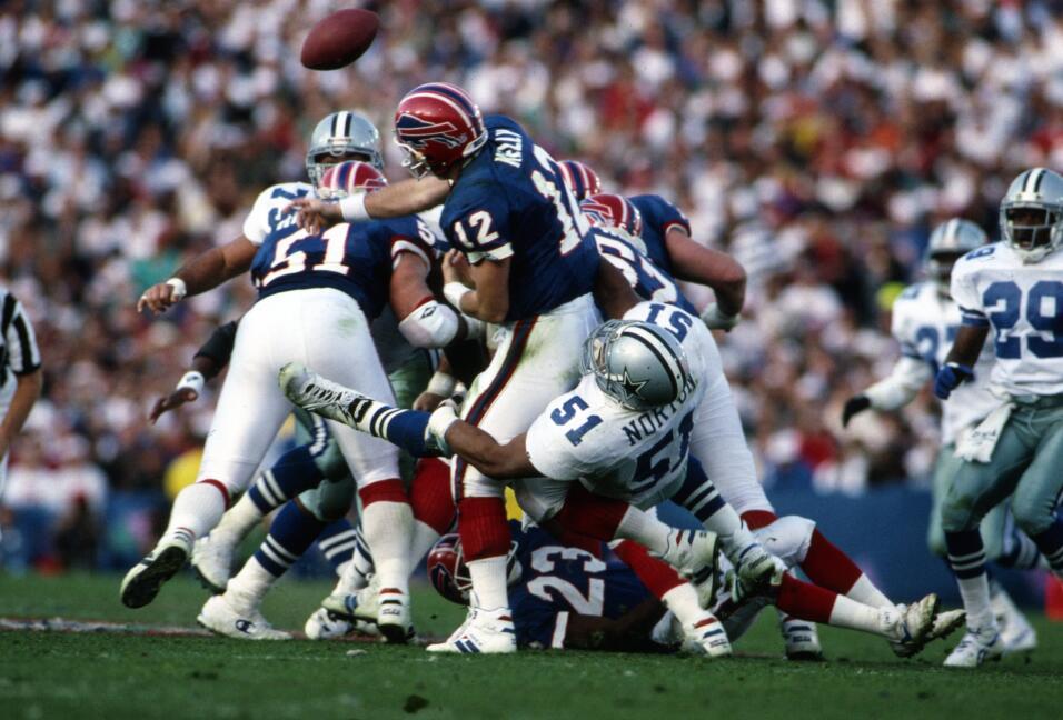 Defensiva de Broncos 2015 ¿Entre las mejores de la historia?