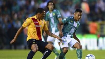 León y Morelia por un pase a semifinales en la Copa MX