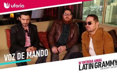 Voz de Mando comparte en el Uforia Lounge