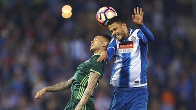 Triunfo sufrido para el Espanyol en una emocionante remontada al Betis