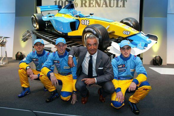 El cambio a Renault marcó el destino de su carrera rumbo a la categría d...
