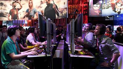 El paraíso para los amantes de los videojuegos abrió sus puertas en Los Ángeles