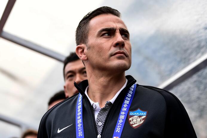 Fabio Cannavaro (Italia) - un defensor fuerte y con mucha calidad. Napol...