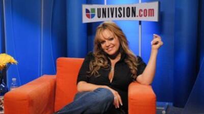Jenni Rivera, la Diva de la Banda.