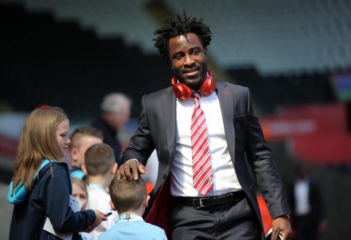 El regreso de Wilfried Bony al Swansea City está a muy poco de concretar...