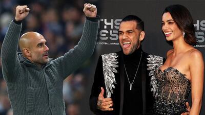 ¿Es en serio? Dani Alves asegura que trabajar con Guardiola es mejor que el sexo