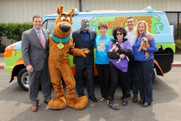 Funcionarios de la SPCA, Sociedad para la Prevención de la Crueldad cont...