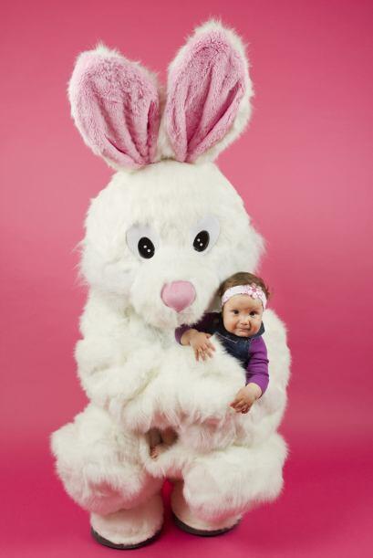 Abril 12, 13 y 19- Desayuno con el Conejo en Brookfield Zoo: Los niños p...