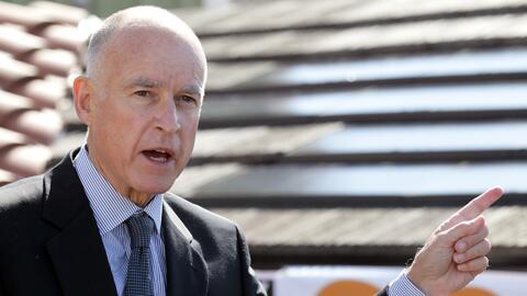 Gobernador de California anunció el perdón para 72 presos