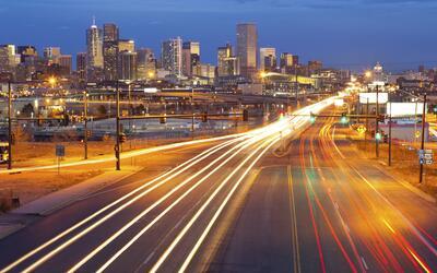 Denver, en Colorado, es una de las ciudades que lograron crecimiento con...