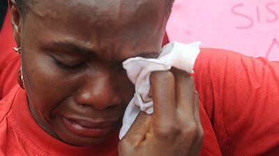 El grupo armado 'Boko Haram' sigue secuestrando niñas en el noreste de N...