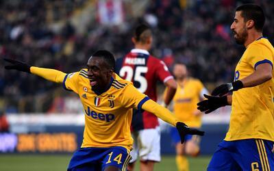 Bolonia vs. Juventus