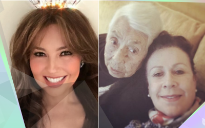 Thalía, Eva Mange, Laura Zapata