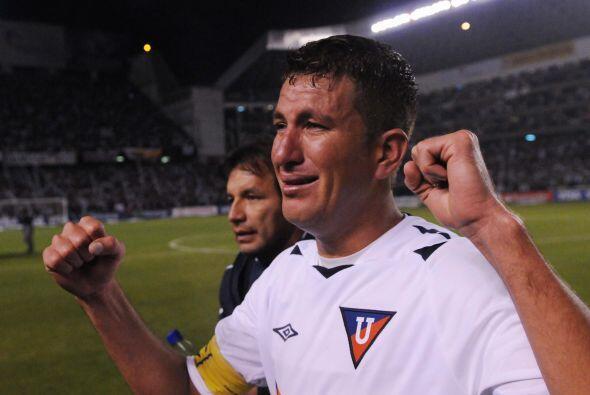 Otro de los emblemáticos es Patricio Urrutia, un jugador que siempre est...