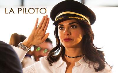 'La piloto' se despidió con un capítulo repleto de emociones.