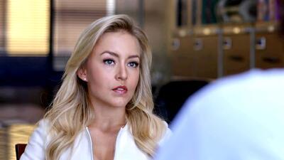 Lucía se enteró de que la policía ya tiene a un sospechoso del asesinato de León