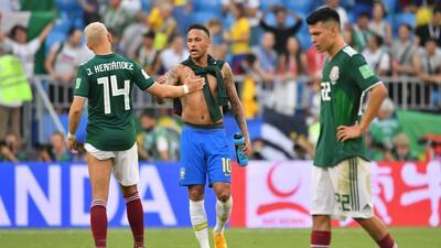 El once ideal de los eliminados en octavos de final de Rusia 2018