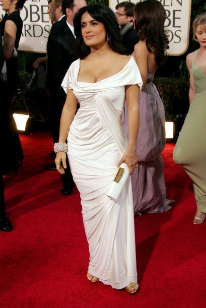 En 2007 no fue una de las mejores vestidas, pero aún así, llamó la atenc...