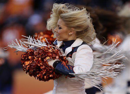 Las hermosas porristas de los Denver Broncos estarán en el Super Bowl XL...