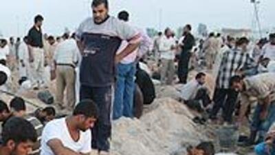 Serie de atentados en Irak dejó casi 60 muertos y más de 100 heridos a95...